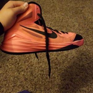 Hyperdunk basketball shoes